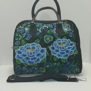 Handbags - Embroidery Handbag